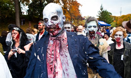 is it possible for zombies to exist 10 ways a zombie apocalypse can happen  let's face it: zombies are pretty awesome when they're fictional for decades, zombies have been a fixture in some of the most popular horror films and cult classics.