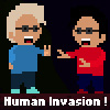 Thumbnail image for Human Invasion !